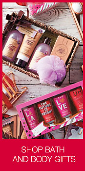 Shop Bath & Body Gifts