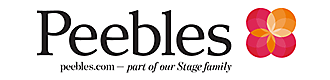 Peebles is part of our Stage Family!