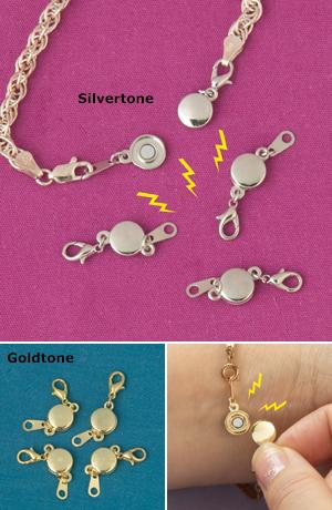 Clasps and Fastenings of Necklaces Necklace Clasps