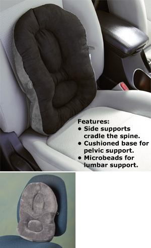 Posture Support Cushion Auto Travel And Auto Starcrest