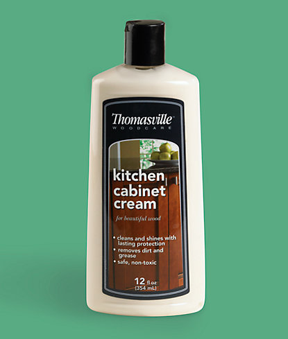 Thomasville Kitchen Cabinet Cream 12 Oz Cleaning