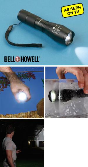 Bell+Howell TacLight - Lighting & Flashlights - Tools - Make