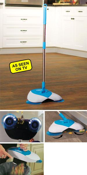 Hurricane Spin Broom Cleaning Supplies Amp Tools Laundry