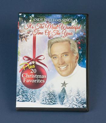 Andy Williams Christmas.Andy Williams Christmas Dvd Dvds Children Leisure