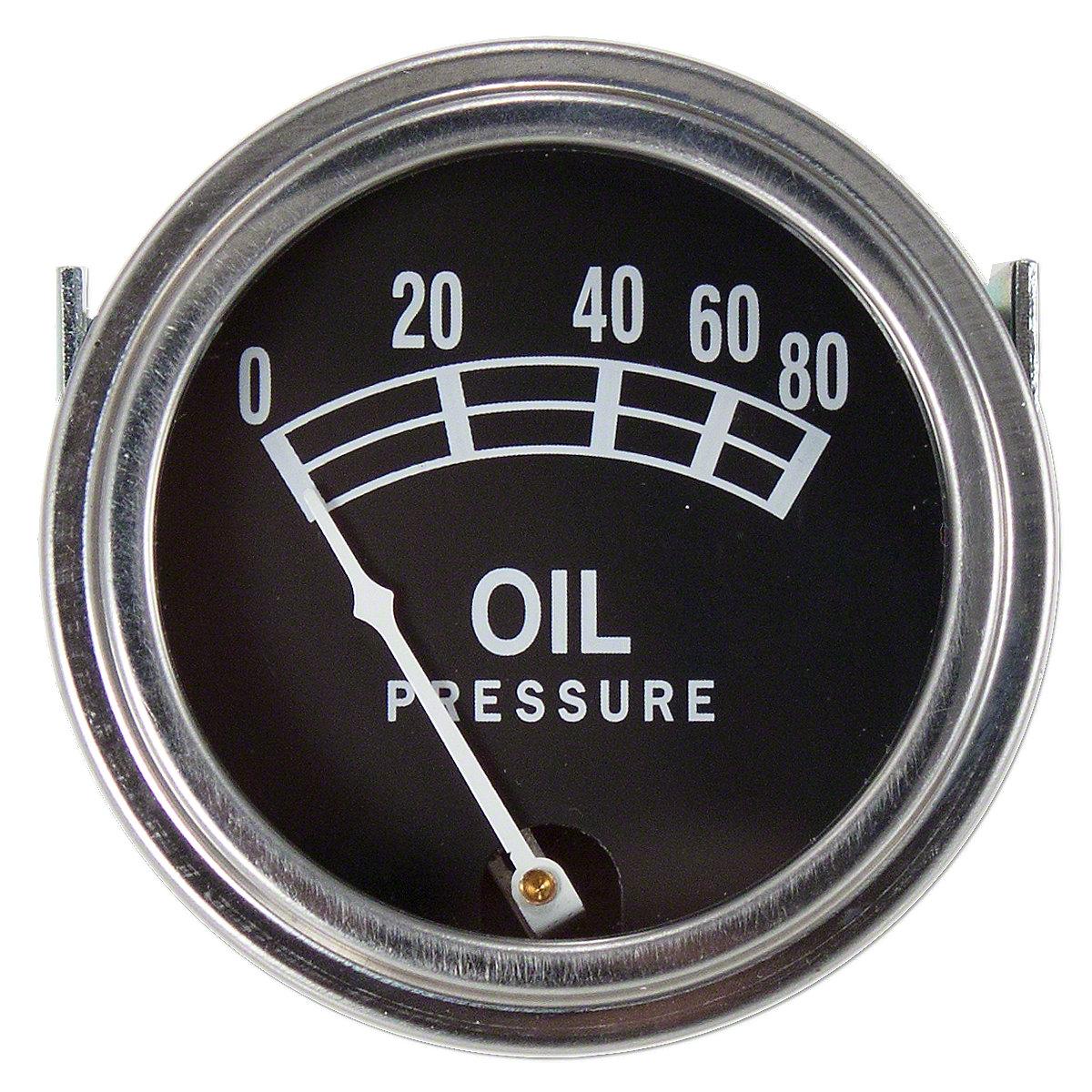 Universal Oil Pressure Gauge