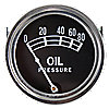 ABC005 - Universal Oil Pressure Gauge (