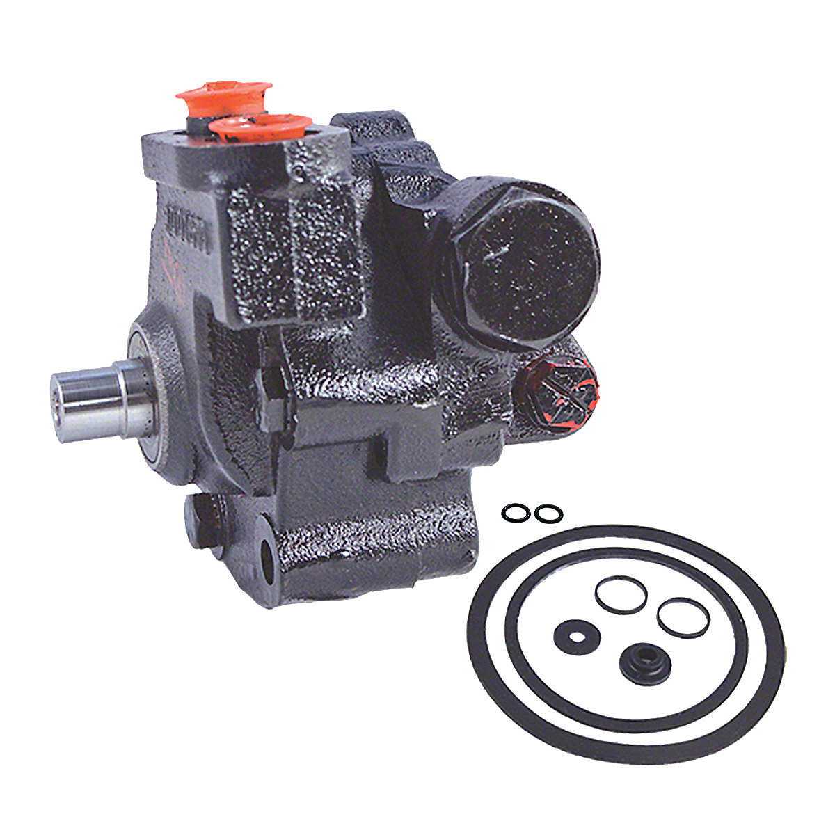 Steiner Tractor Parts Oil Pumps : Abc belt driven power steering pump only for