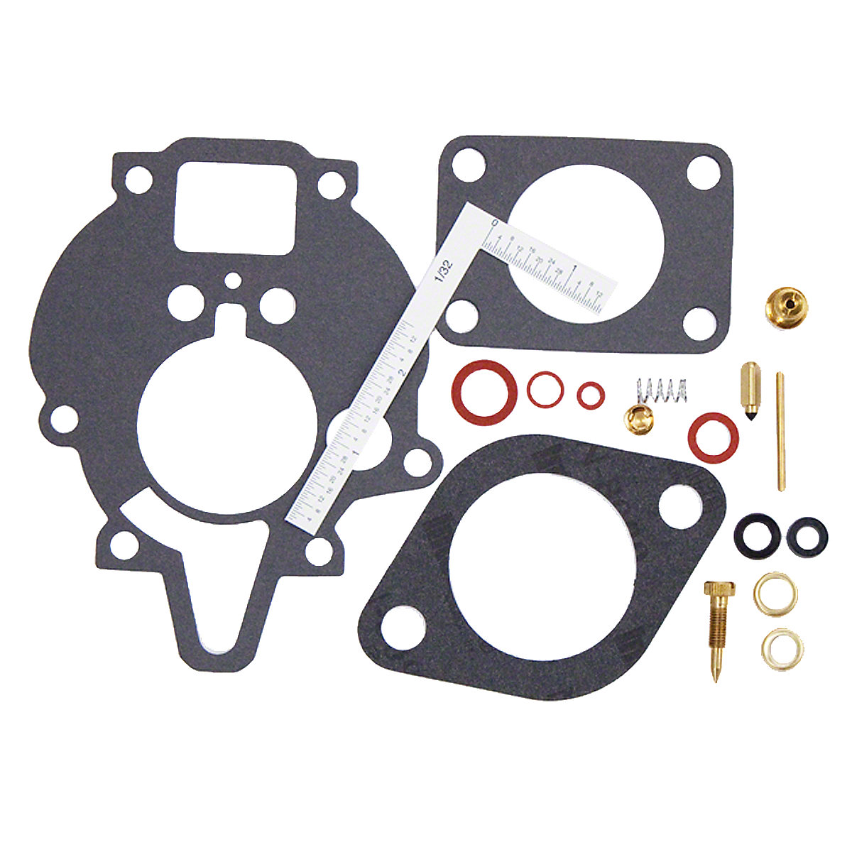 John deere abc1306 economy carburetor repair kit zenith