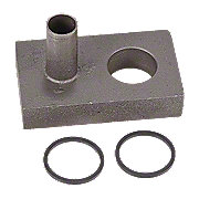 ABC1414 - Power Steering Pump Port Block With (2) O-Rings