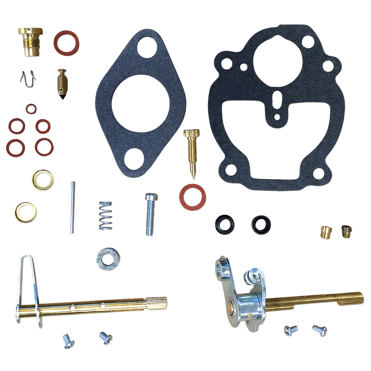 ABC142 Complete Zenith Carburetor Repair Kit