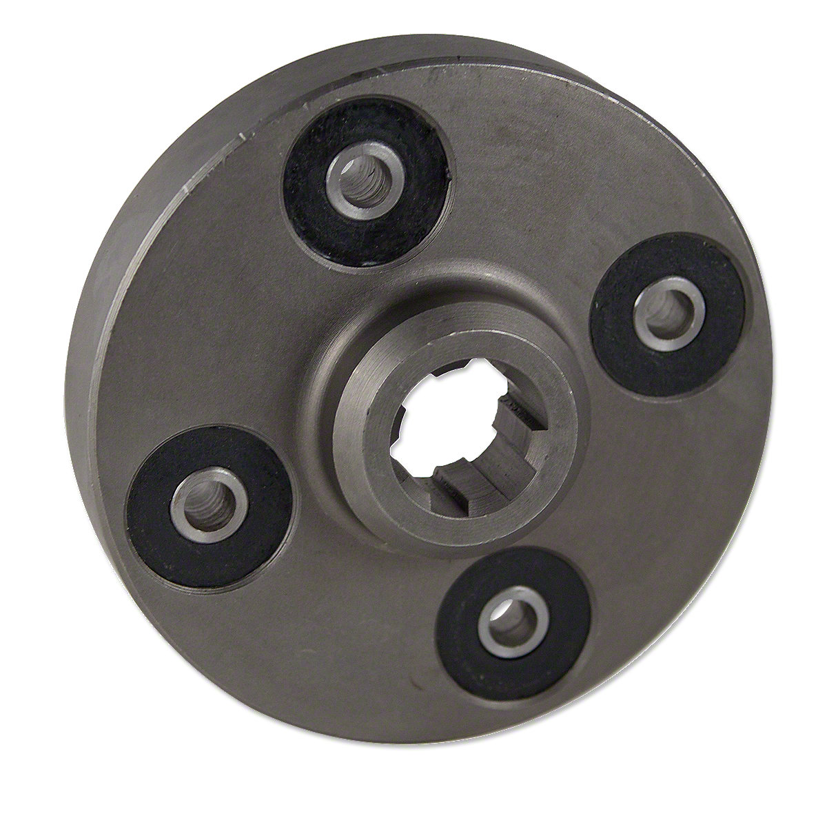 Abc front hydraulic pump drive hub adapter