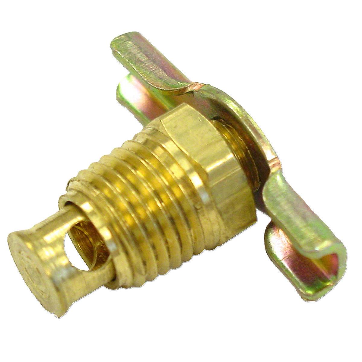 ABC209Radiator, Block & Hydraulic  Drain Plug