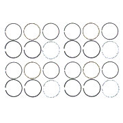 ABC2162 - Piston Ring Set 4-Cylinder