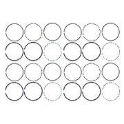 ABC2170 - Piston Ring Set 4-Cylinder