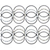ABC2184 - Piston Ring Set 4-Cylinder
