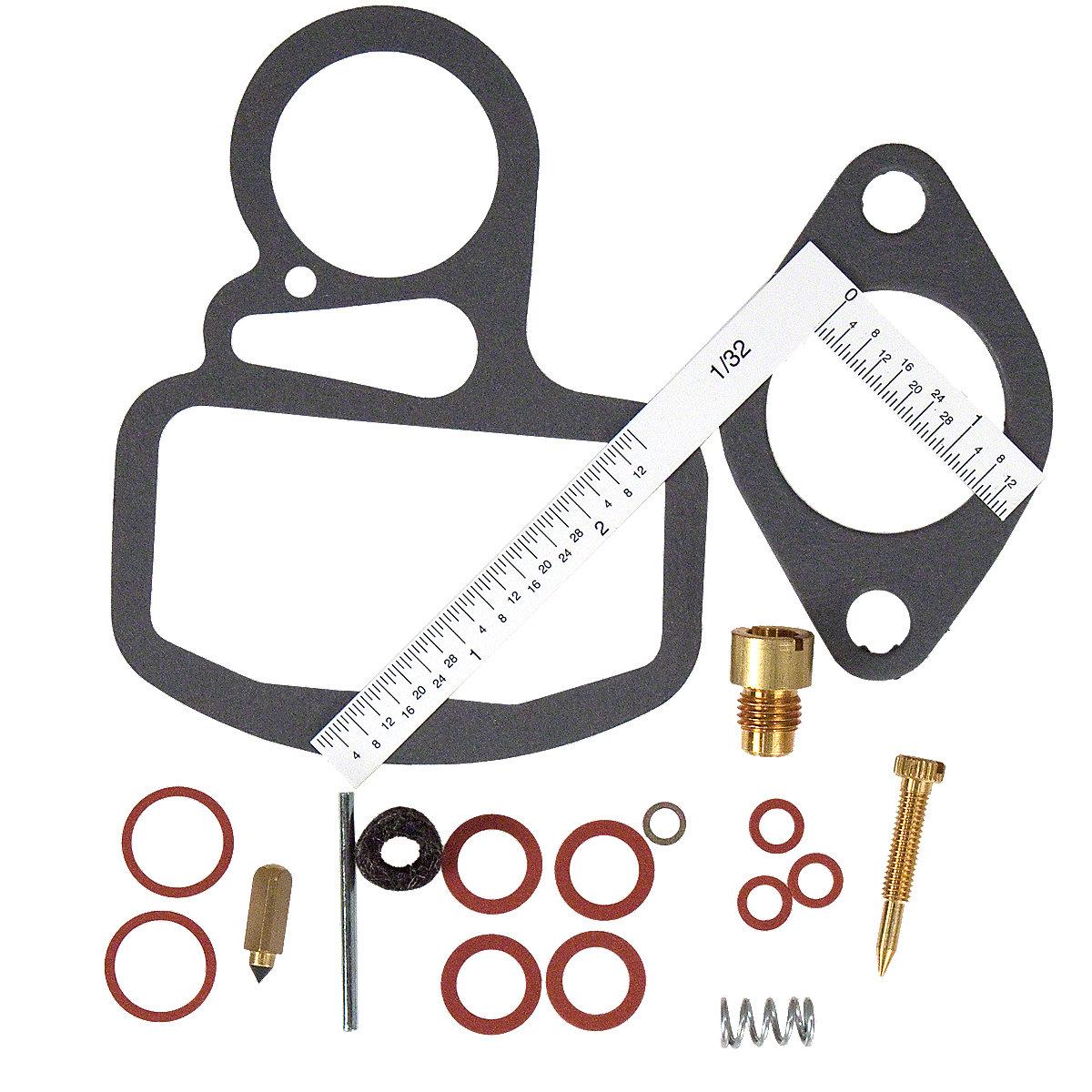 Abc222 Economy Carburetor Repair Kit Zenith Diagram