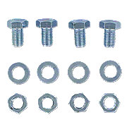 ABC2277 - Upper Side Panel Bolt Kit (Hood Dog Leg)