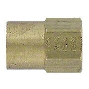 "ABC2353 - Oil Gauge Adapter Fitting, 1/8"" to 1/4"""