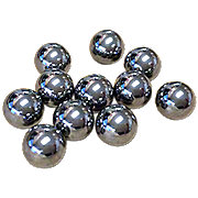 ABC2962 - Chrome Steel Ball Kit (for steering worm shaft)