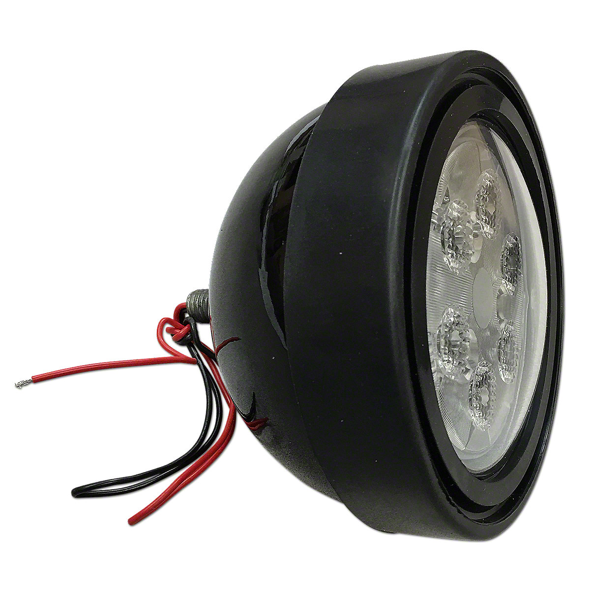 ABC350012-Volt LED Flood Light Assembly W/ Rear Mounting Post