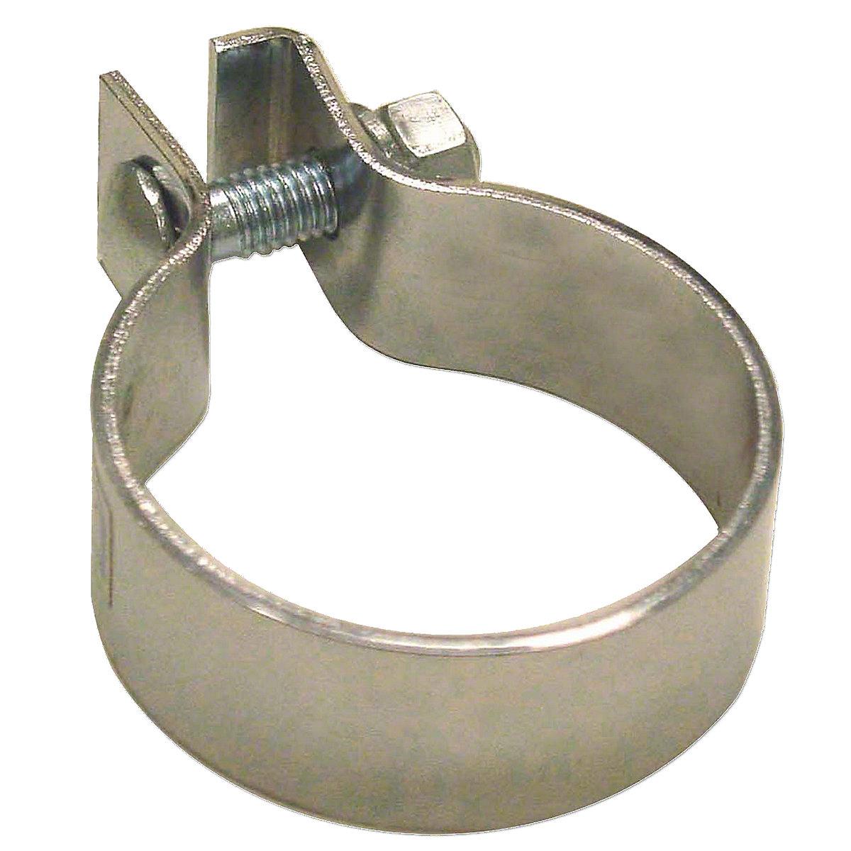 ABC351Chrome Muffler Clamp