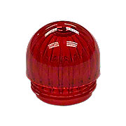 Red Dome Lens Only for Dash Warning Light