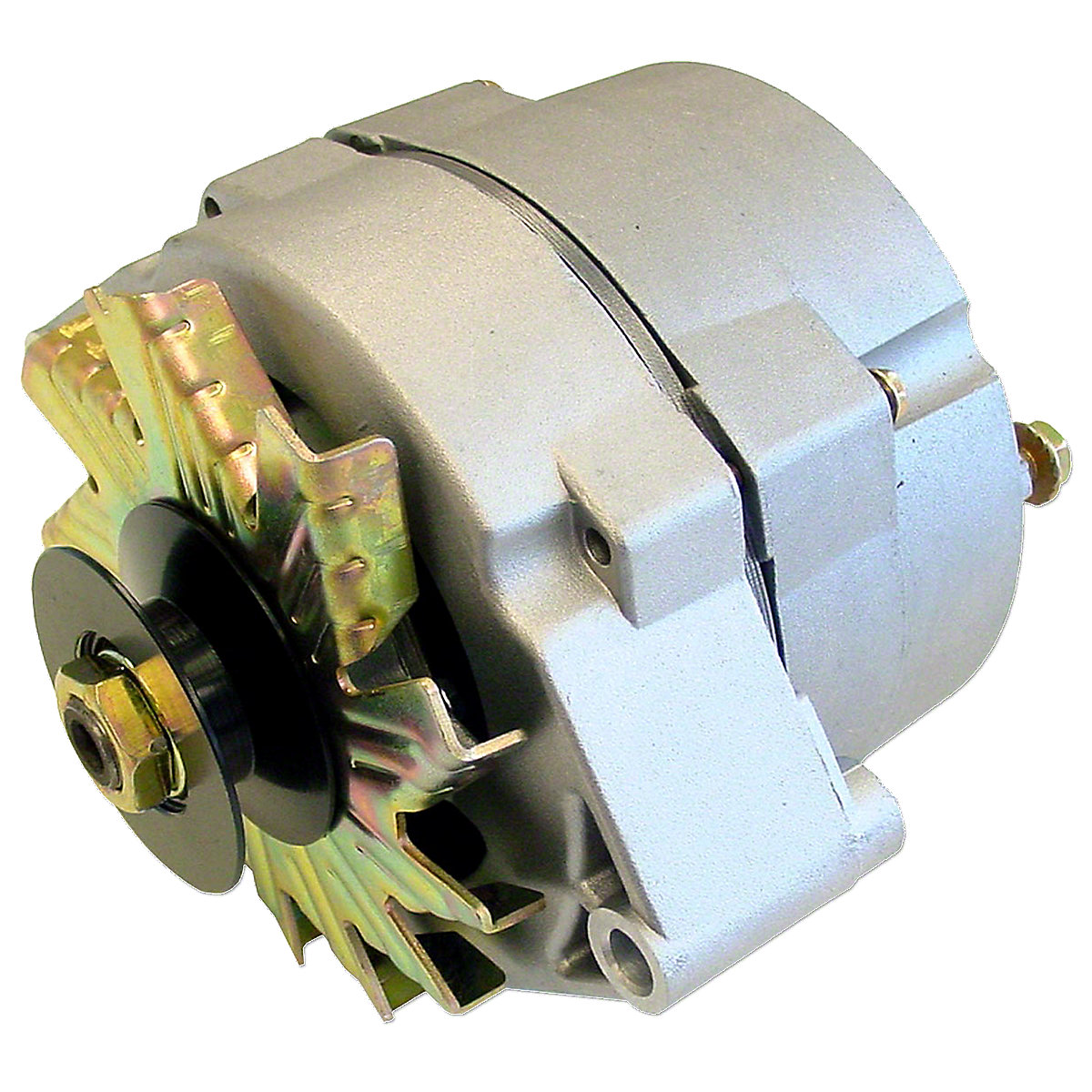 ABC418 - 63 Amp Alternator with Pully