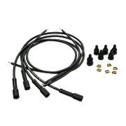 ABC4291 - Spark Plug Wiring Set with straight boots, 4-cyl.