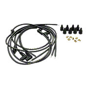 ABC4300 - Spark Plug Wiring Set with 90 degree Boots, 6-cyl.