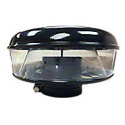 """ABC510 - Pre-Cleaner Cap Assembly (Includes 10 1/2"""" Bowl)"""