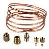 ABC523 - Oil Pressure Gauge Copper Line