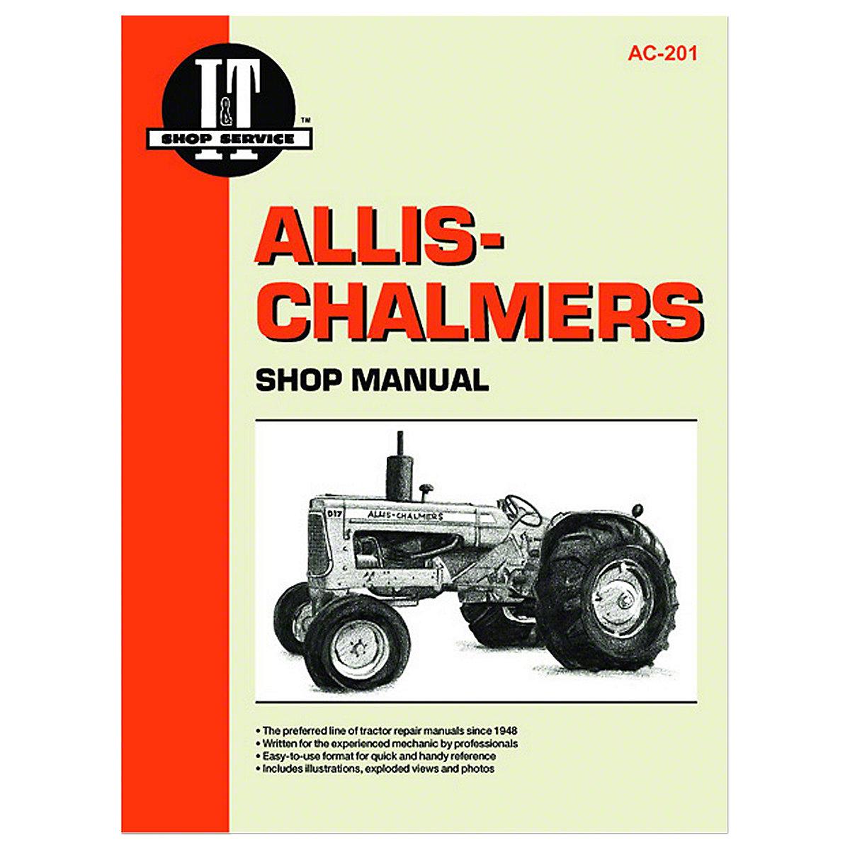 I&T Shop Service Manual