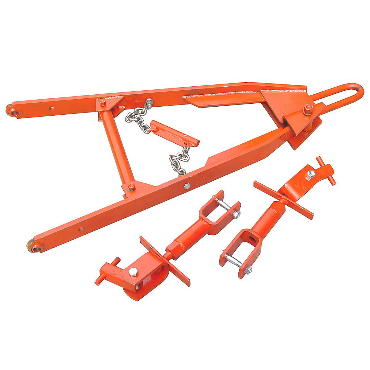 Ih 340 Tractor 3pt Telescoping Lift Arms : Acs point hitch conversion kit