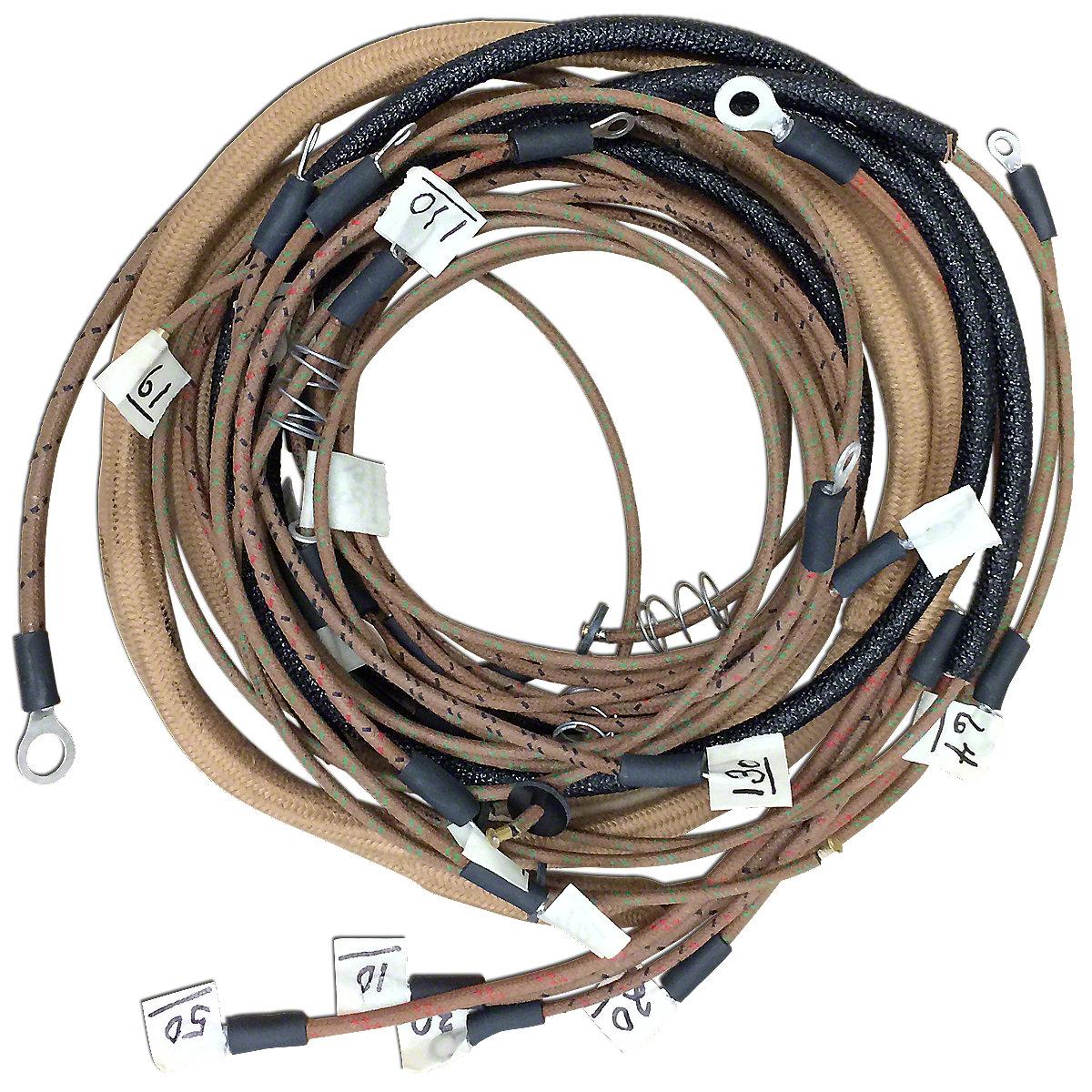 allis chalmers wd wiring harness wiring harness kit acs2923  wiring harness kit acs2923