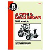 I & T Shop Service Manual David Brown Selectamatic Wiring Diagram on