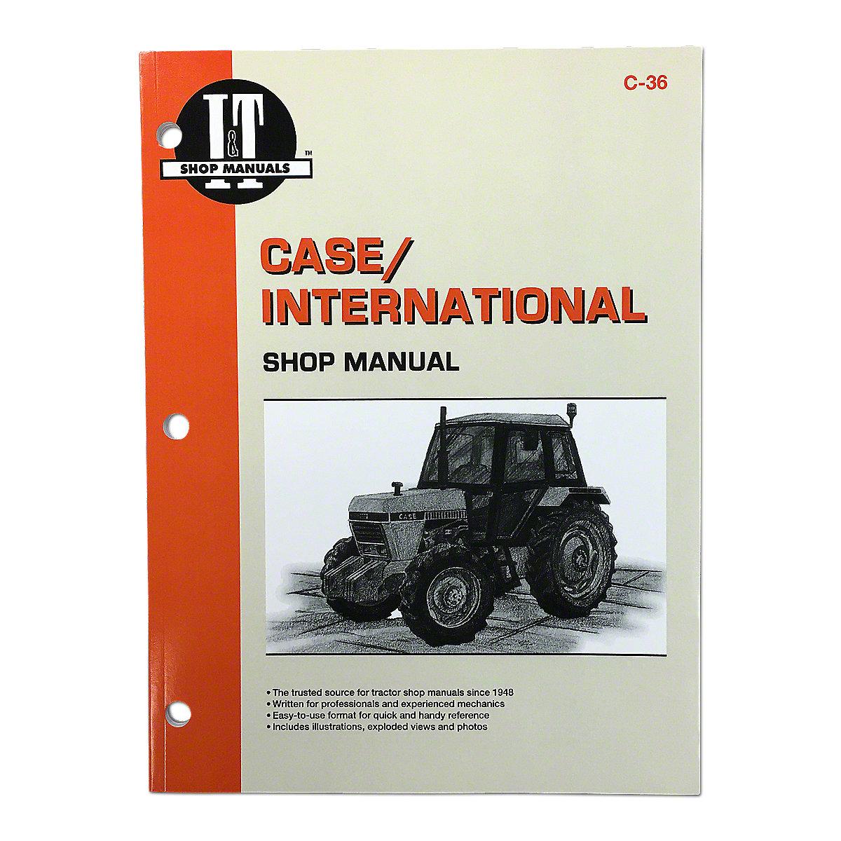 C36I & T Shop Service Manual