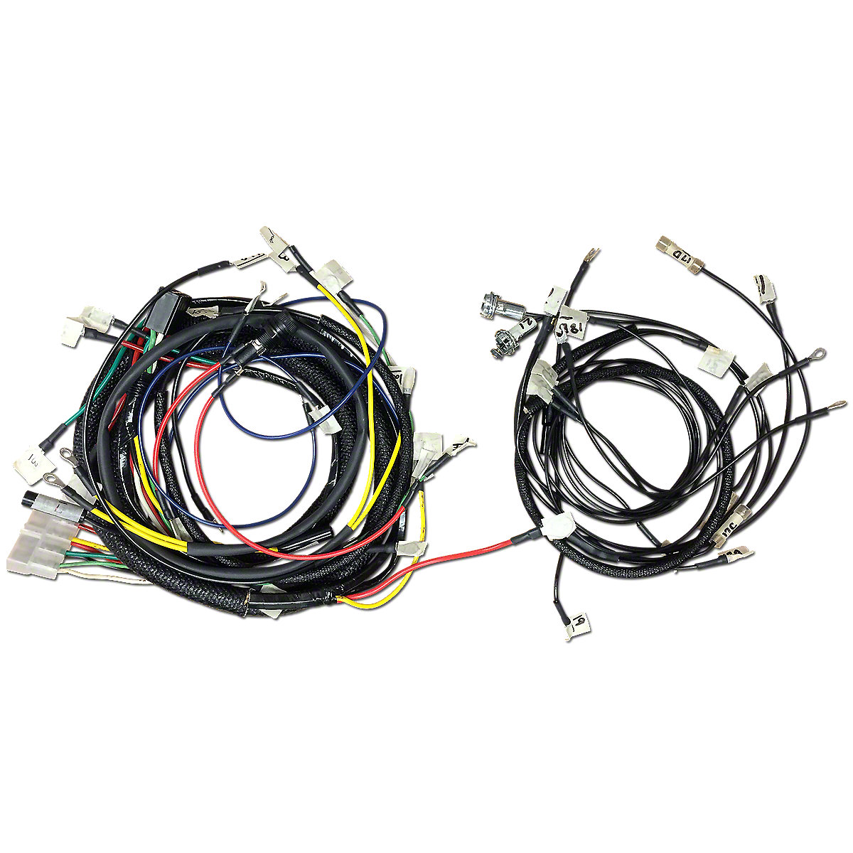cks2875 wiring harness kit case 446 wiring harness case wiring harness #8