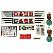 DEC257 - Case RC: Mylar Decal Set