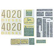 DEC413 - JD 4020 complete vinyl cut decal set