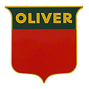 DEC454 - Oliver Shield Decal