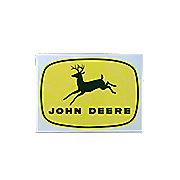 DEC459 - 4 Legged Leaping Deer Decal