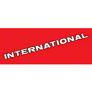 DEC461 - International Decal Vinyl Cut
