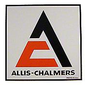 DEC465 - Allis Chalmers Square Decal