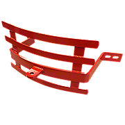FDS031 - Heavy Duty Ford Front Bumper -- Fits 8N, 9N, 2N, NAA, 600, 800 & More!