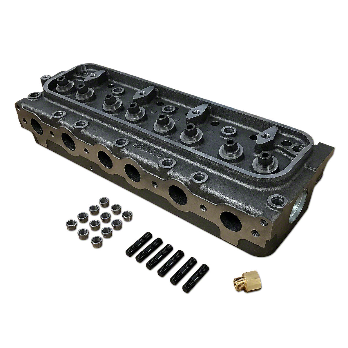 FDS080Cylinder Head with valve guides