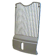 FDS1090 - Ford Grille - with elongated, oval crank hole