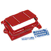 FDS169 - Battery Cover With Access Door And Battery Decal For Cover