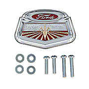 FDS1894 - Emblem  Steering Wheel Center Or Front Grill
