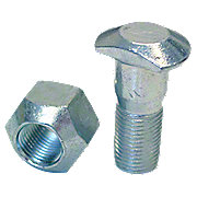 FDS288 - Front Wheel Stud And Nut Assembly