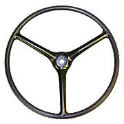 FDS308 - Steering Wheel (Ribbed)